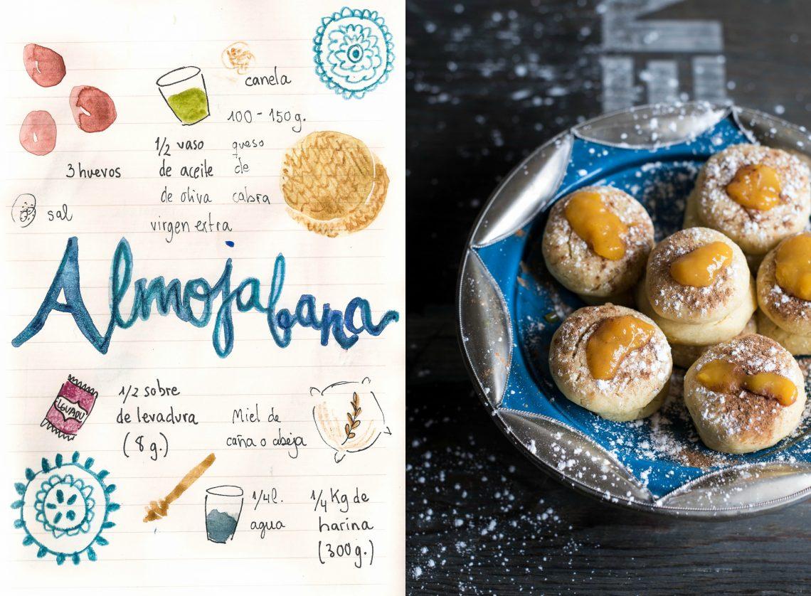 Almojábanas. Herencia de la dulcería árabe