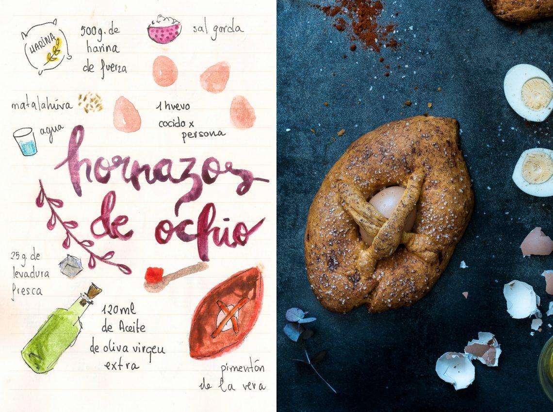 Hornazos de Ochio salados |Semana Santa Úbeda y Baeza